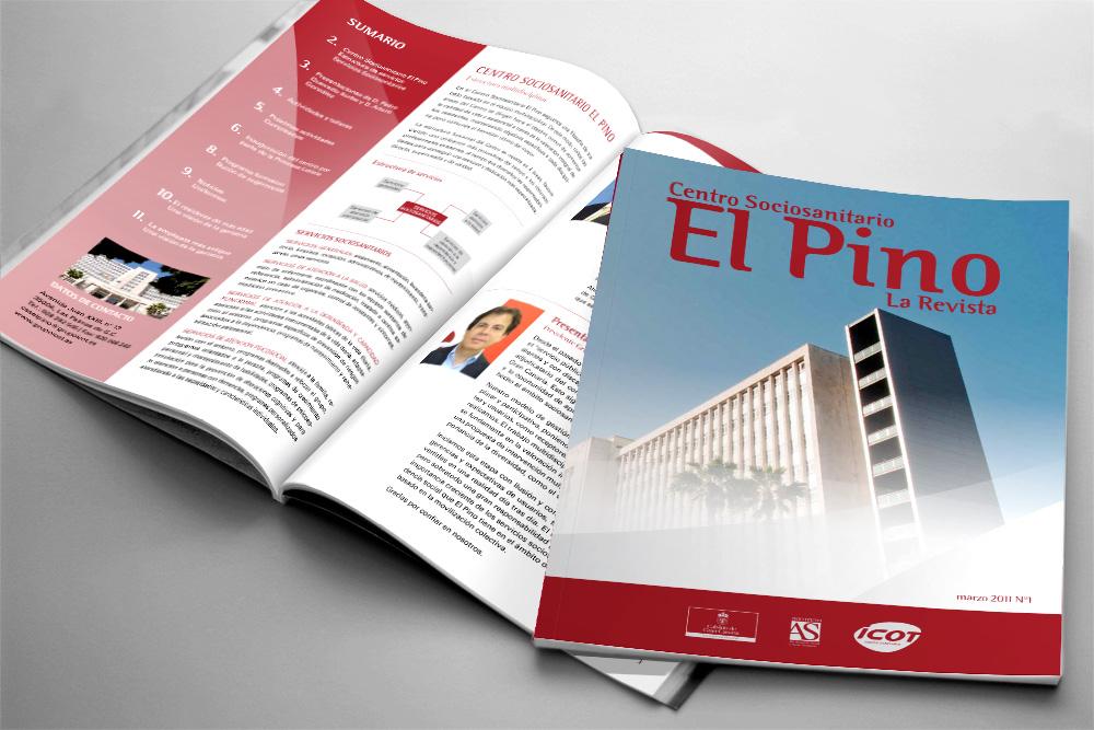 Revista CSS El Pino nº1